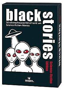 BLACK STORIES FICÇÃO CIENTÍFICA