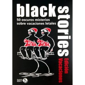 BLACK STORIES FÉRIAS