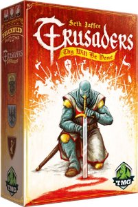 CRUSADERS: THY WILL BE DONE (RETAIL)