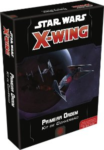 STAR WARS X-WING 2.0: KIT DE CONVERSÃO PRIMEIRA ORDEM