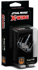 STAR WARS X-WING 2.0: T-70 X-WING