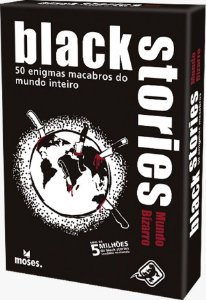 BLACK STORIES: MUNDO BIZARRO