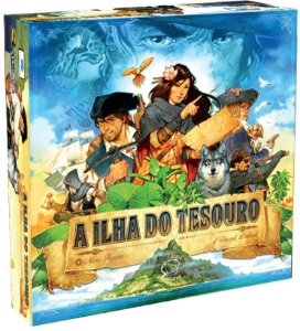 A ILHA DO TESOURO PERDIDO