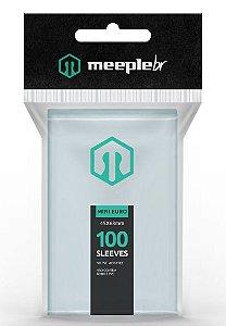 SLEEVES MEEPLE BR MINI EURO (45x68) - 100 UNIDADES