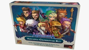 MASMORRA: DUNGEONS OF ARCADIA - CROSSOVER KIT