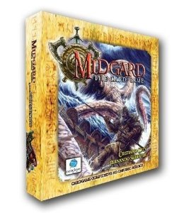 MIDGARD: THE CARD GAME