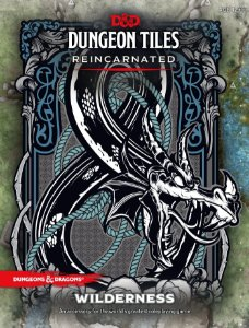 DUNGEONS & DRAGONS - DUNGEON TILES REINCARNATED – THE WILDERNESS (INGLÊS)