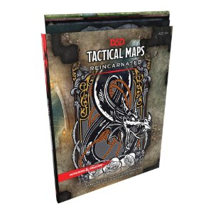 DUNGEONS & DRAGONS - TACTICAL MAPS REINCARNATED (INGLÊS)
