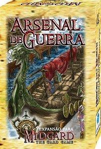 MIDGARD: EXPANSÃO ARSENAL DE GUERRA