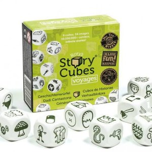 RORY STORY CUBES: VIAGENS