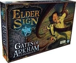ELDER SIGN: GATES OF ARKHAM (EXPANSÃO)