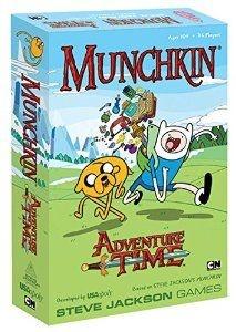 MUNCHKIN ADVENTURE TIME