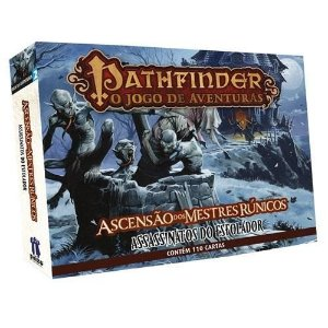 PATHFINDER: ASSASSINATOS DO ESFOLADOR
