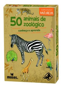 50 ANIMAIS DE ZOOLÓGICO