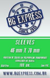 SLEEVES BG EXPRESS 46X70 - 100 UNIDADES