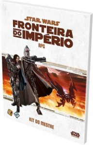 STAR WARS RPG - FRONTEIRA DO IMPÉRIO: KIT DO MESTRE