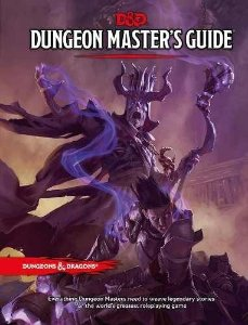 D&D NEXT DUNGEON MASTER'S GUIDE