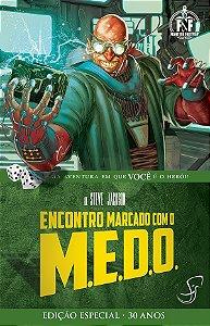LIVRO JOGO: ENCONTRO MARCADO COM O M.E.D.O.