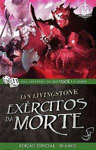 LIVRO JOGO: EXÉRCITOS DA MORTE