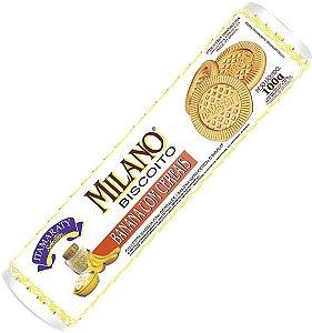 Milano Banana com Cereais 100g
