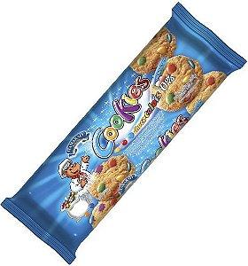 Cookies Confeitos (Baunilha com Confeito de Chocolate) - 150g