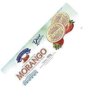 Recheado Diet Sabor Morango 100g