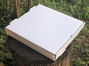 Caixa Branca para Salgados/Doces 35x35x5cm - 10unid.