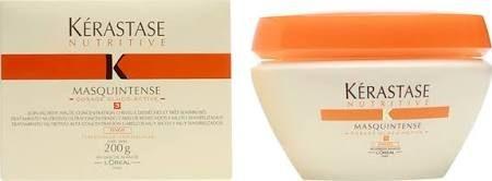 Kérastase Nutritive Máscara Masquintense Finos 200g (Cabelos finos, ressecados e muito sensibilizados)