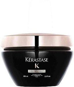 Kérastase Chronologiste Máscara La Crème de Régénération 200ml (Tratamento de regeneração completa da fibra capilar e do couro cabeludo)