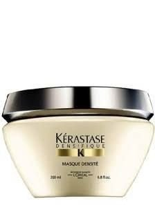 Kérastase Densifique Máscara Regeneradora - Masque Densité 200ml (Prepara o folículo capilar, acelera o crescimento de novos fios)