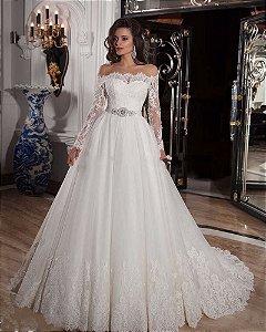 Vestido de Noiva Sarah