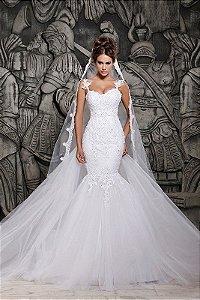 Vestido de Noiva Iolanda