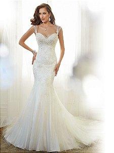 Vestido de Noiva Iasmim