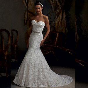 Vestido de Noiva Sereia Passione