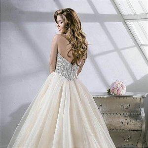 Vestido de Noiva Tomara que Caia Prunelli