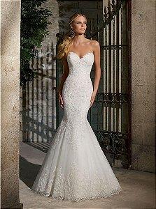 Vestido de Noiva Sereia Love