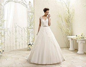 Vestido de Noiva Jasmim