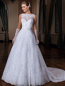 Vestido de Noiva Pérola