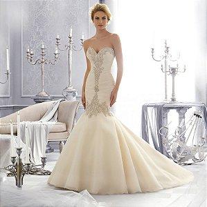 Vestido de Noiva Paris