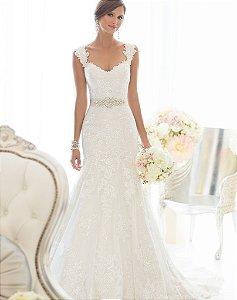 Vestido de Noiva Charmosa