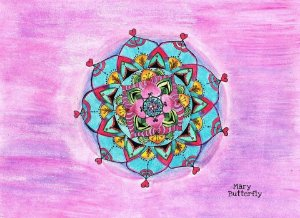 Pôster Mandala do amor