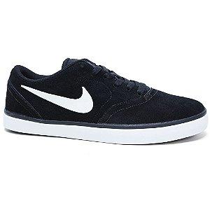 Tênis Nike SB Check 705265 Masculino Black White