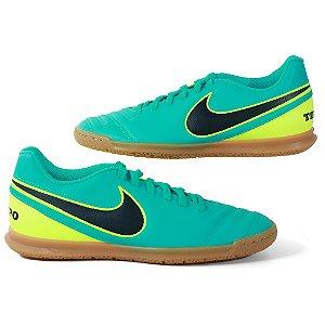 Nike Tiempo Rio 3 819234 Verde Jade Blak Lemon