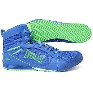 Tênis Everlast ELM 132D Punch Azul Verde