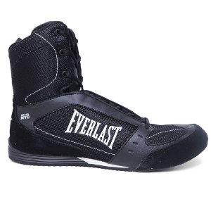 Tênis Everlast ELM 133C Hurricane Preto Branco