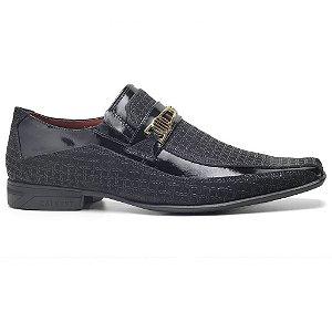Sapato Calvest 2240C241 Social Masculino Preto