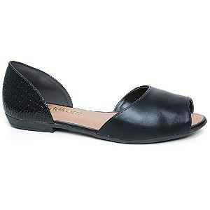 Sandália Dakota Z1461 Rasteira Feminina Preto