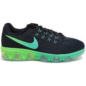 Tênis Nike 805942 Air Max Tailwind 8 Black Turquesa Verde Jade