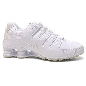 Tênis Nike Shox NZ 636088 Feminino White
