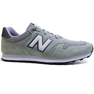 Tênis New Balance M373 Retro Verde Musgo